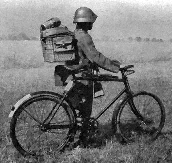 1943 swiss army bike