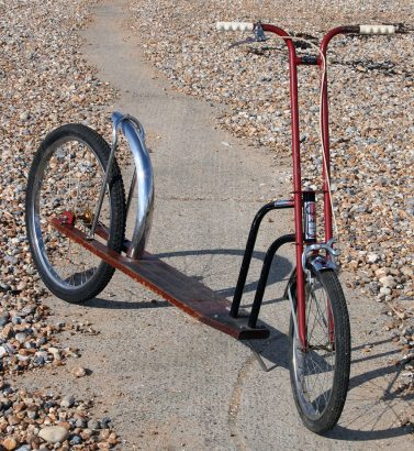1970s Jumping jack scooter 05