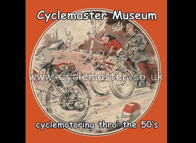 CYCLEMASTER MUSEUM