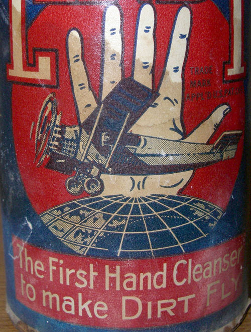 lindy hand cleaner