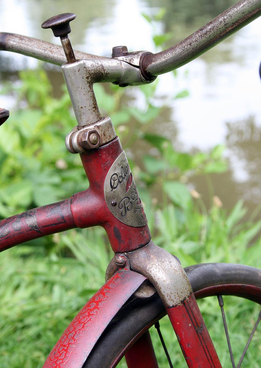 1929 Columbia Boycycle Tricycle 73