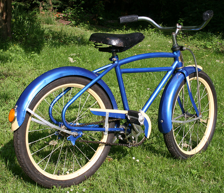 1938 Colson Looptail 70 The Online Bicycle Museum