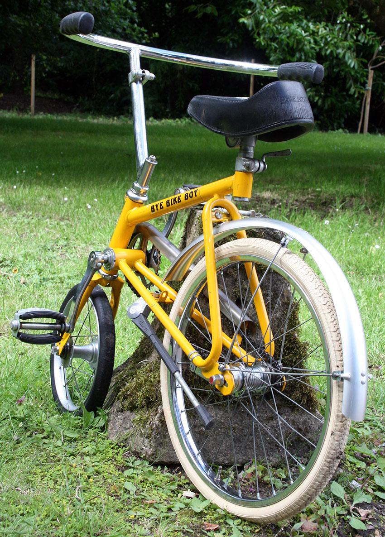 1990s Bye Bike Boy Velocino 88