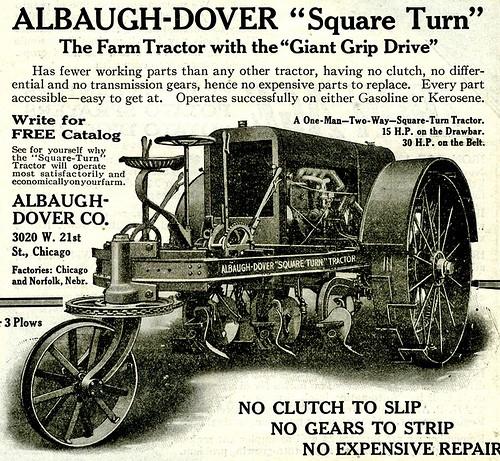 Albaugh-Dover-Tractor