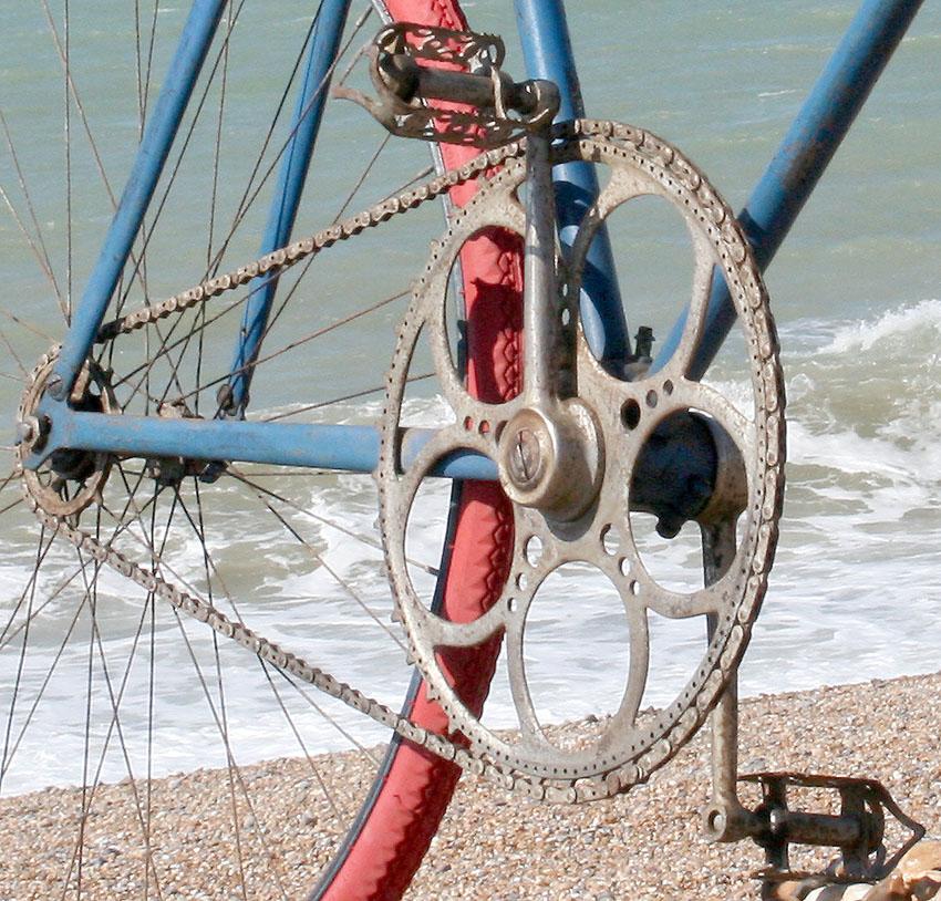 1903 Racycle Pacemaker Springfork 2