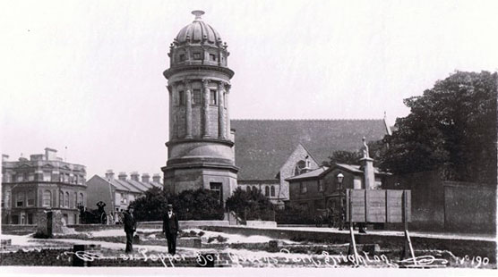 1908 Brighton PepperPot