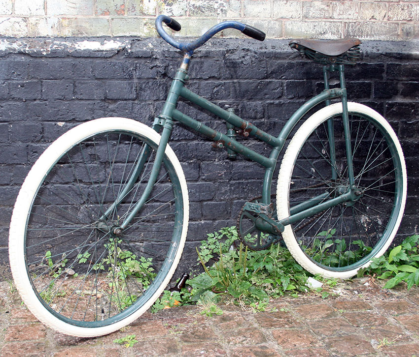 1898 1918 Peugeot Capitaine Gerard Folding Bicycle The Online