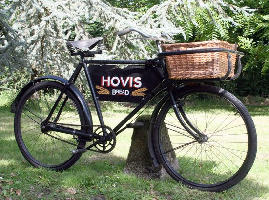 1937 Raleigh Hovis Tradesmen's Bike 05