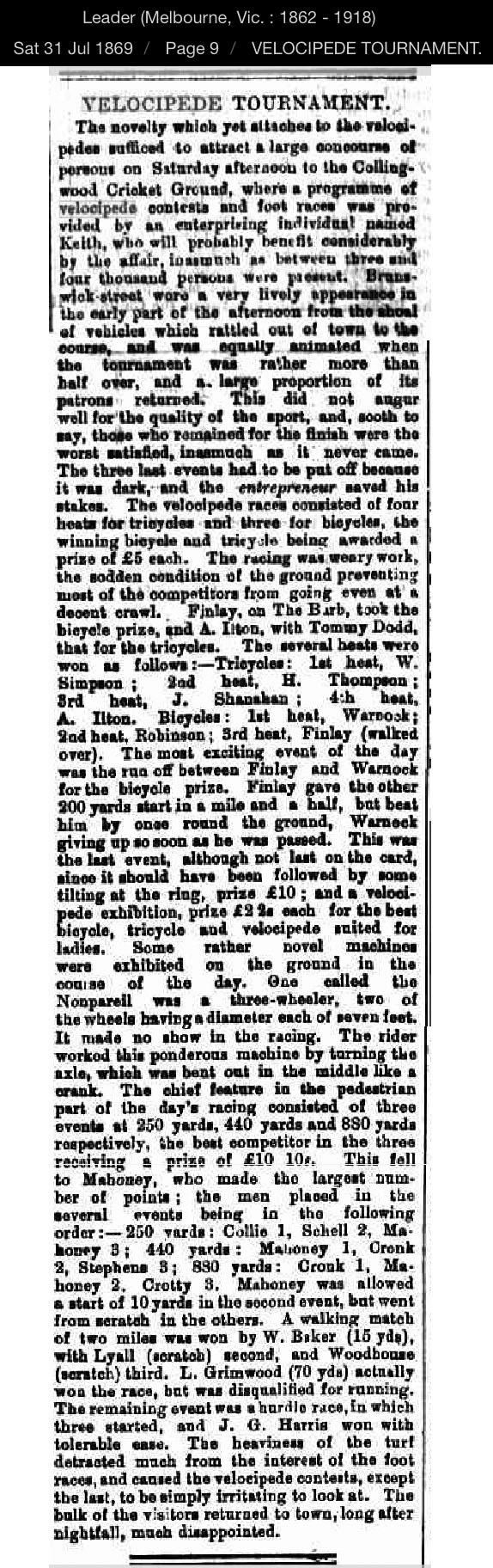 1869-velocipedes-in-australia