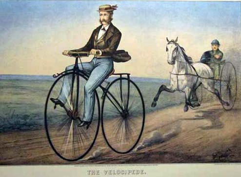 horse-head-velocipede