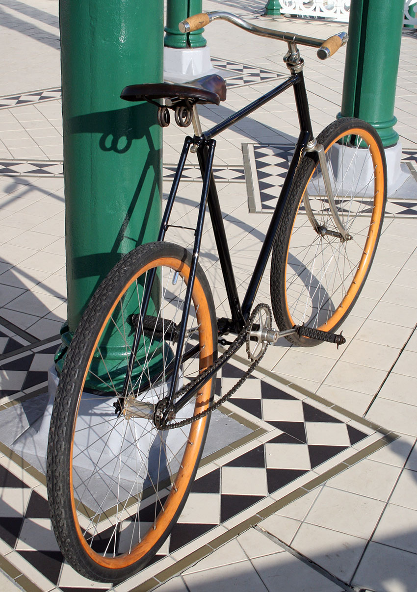 1895 Electric Lightweight Road Racer The Online