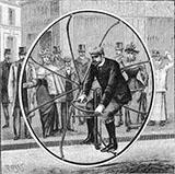 victorian-monocycle