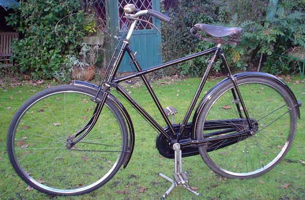 1938 Irish Raleigh X Frame 05