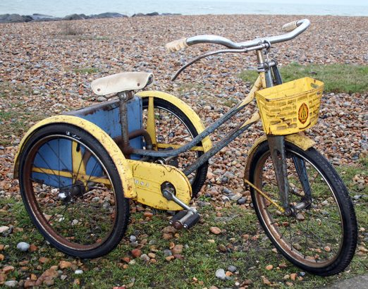 1950S BSA TRICYCLE 05