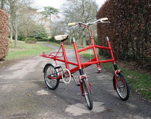1960s Moulton Tricycle 05