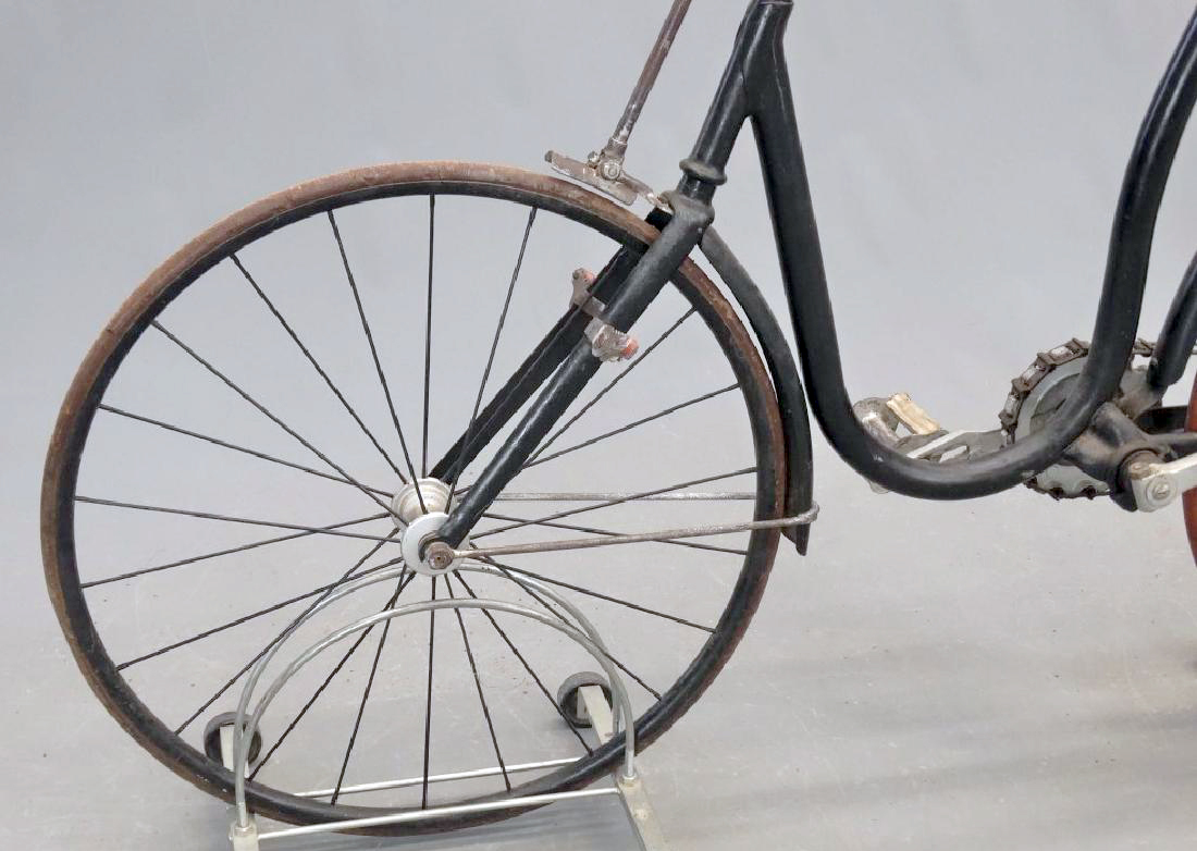 1891 American Ideal Rambler 08 | The Online Bicycle Museum