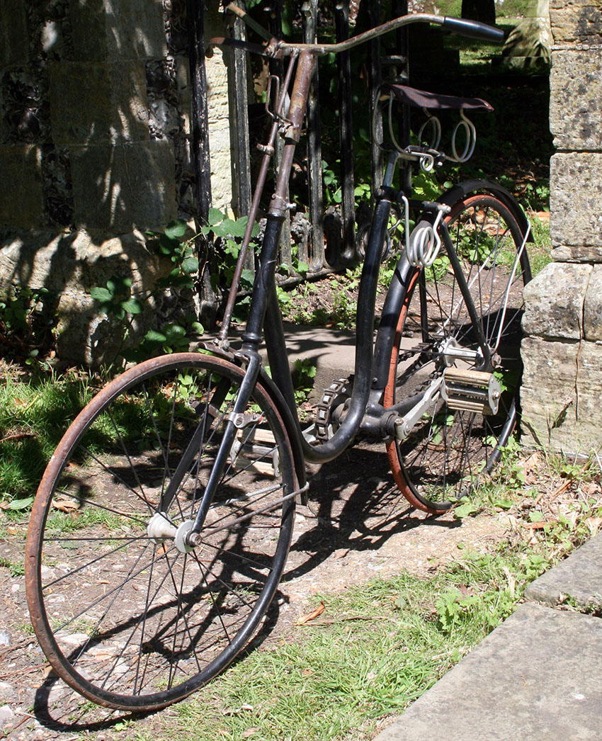 1891-American-Ideal-Rambler 18 | The Online Bicycle Museum