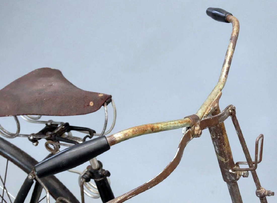 1891 American Ideal Rambler 23 | The Online Bicycle Museum