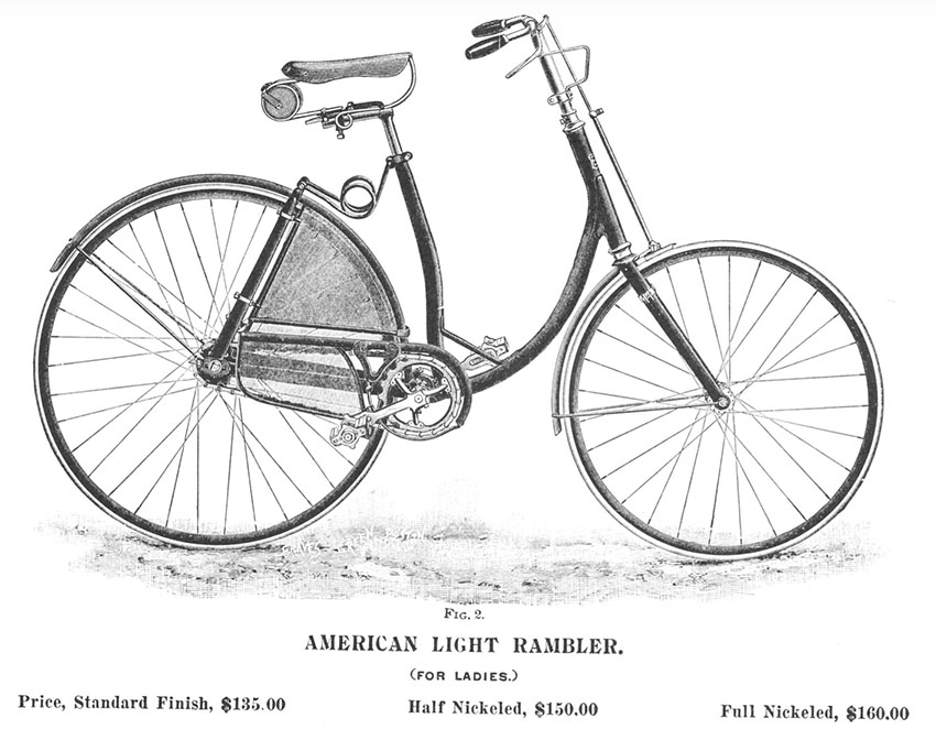 1890/1891 G&J American Ideal Rambler (for Girls) | The ...