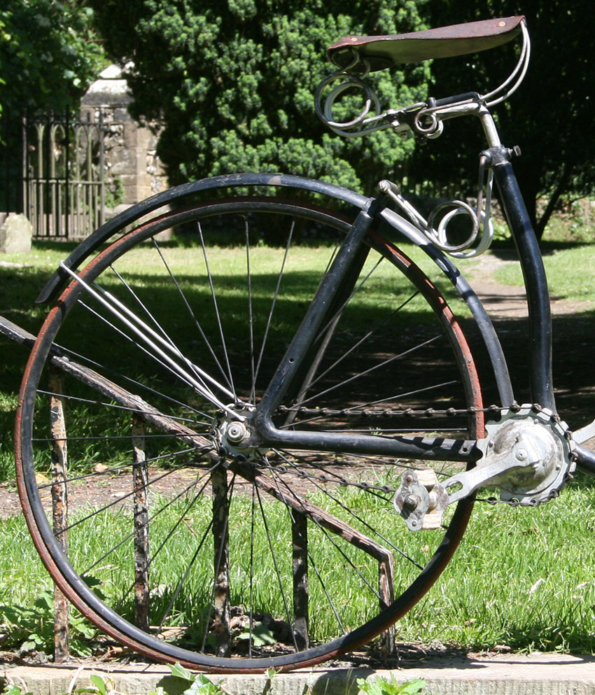 1891-American-Ideal-Rambler 80 | The Online Bicycle Museum
