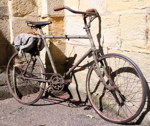 Bianchi Military Folding Bicycle 05