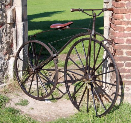 1869 French Velocipede 05