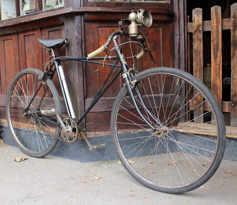 1920s French X Frame 05