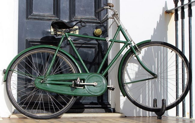 1932 Raleigh X Frame 05