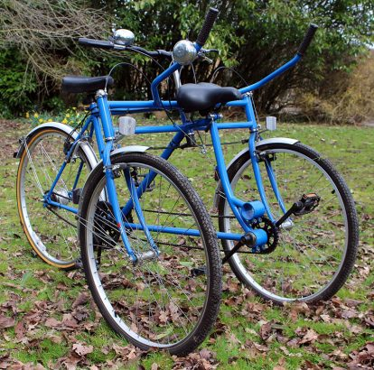 1990s Tandem Tricycle Olympia Replica 05
