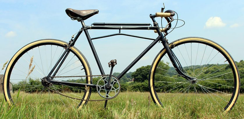 1920s Garrouste Truss-bridge Road Racer 05