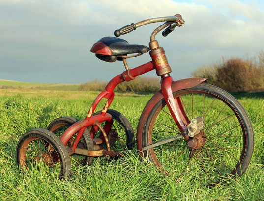 1949 Levermatic Safe-T-Bike Tricycle 05