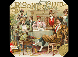 The Bloomer Club Online Bicycle Museum