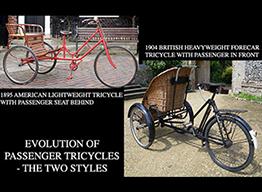 rickshaws ONLINE BICYCLE MUSEUM