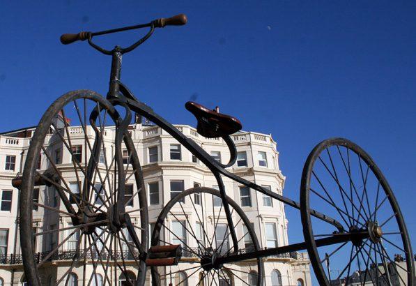 1869_Velocipede_Tricycle_Replica_29