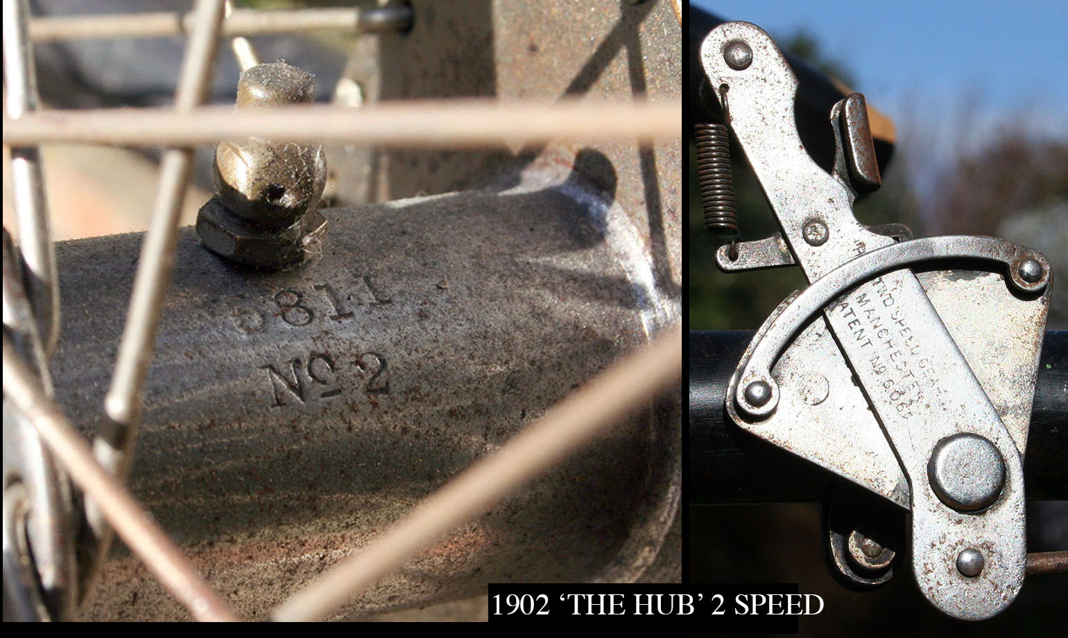 EARLY FREE-WHEEL HUBS & GEARS – The Online Bicycle Museum