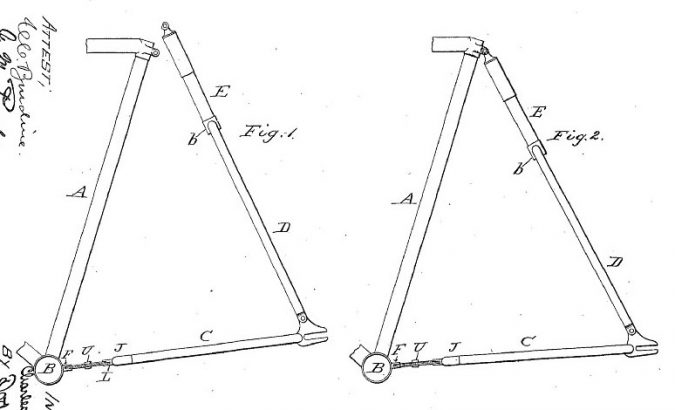 1899_Travis_Cushion_Frame_Patent_1