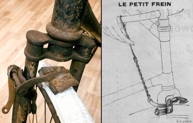 1900 Le Petit Frien
