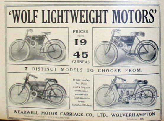 1909_wolf_motorcycles_advert