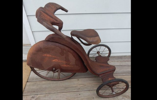 1937-Hedstrom-Minuteman-Tricycle-1