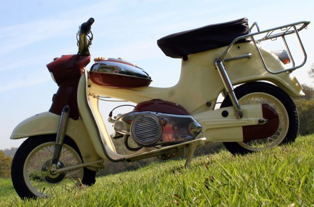 1965_Puch_DS50_Scooter_10