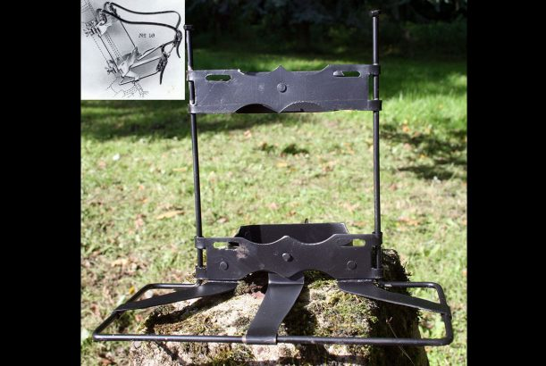 Boer-War-WW1-Lucas-Cycloe-Front-Carrier-Rack