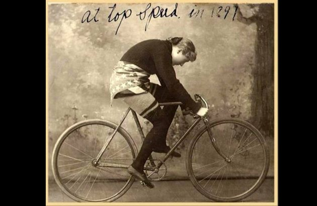 Online Bicycle Museum racing