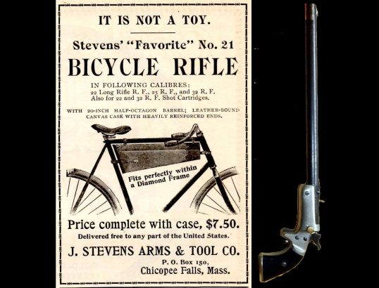 Stevens-Bicycle-Rifle