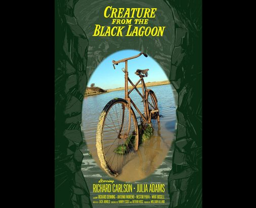 X Frame from the Black Lagoon