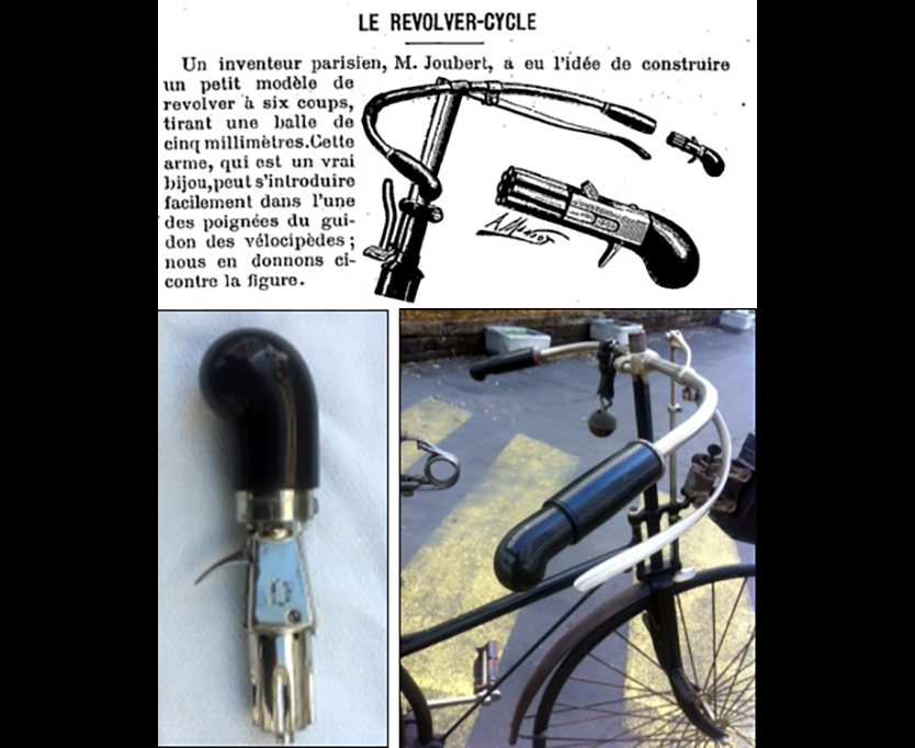 HISTORY: CYCLE GUNS – The Online Bicycle Museum