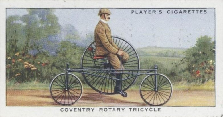 coventry roatary tricycle