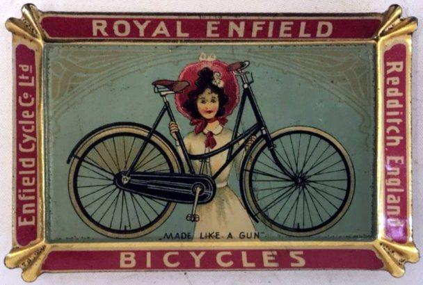 royal enfield pin tray