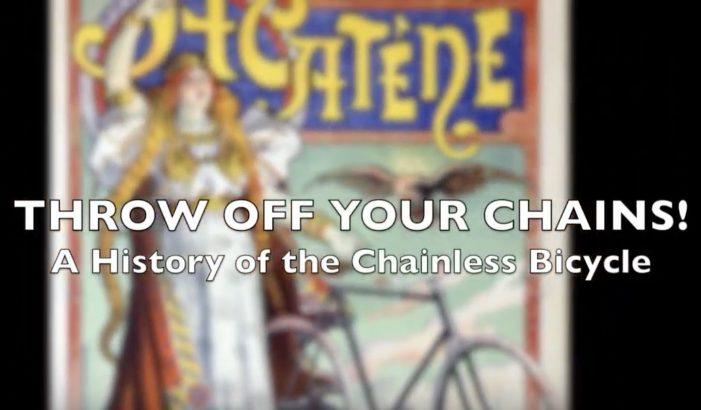 www.oldbike.eu Online Bicycle Museum video 1