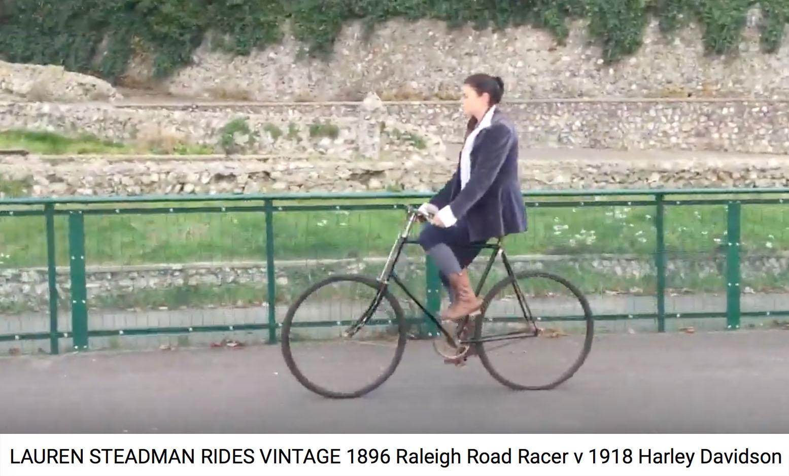 www.oldbike.eu Online Bicycle Museum video 2