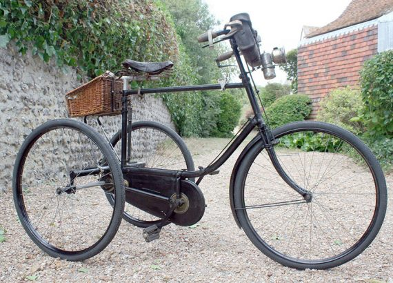 1901 Beeston Humber Tricycle 04